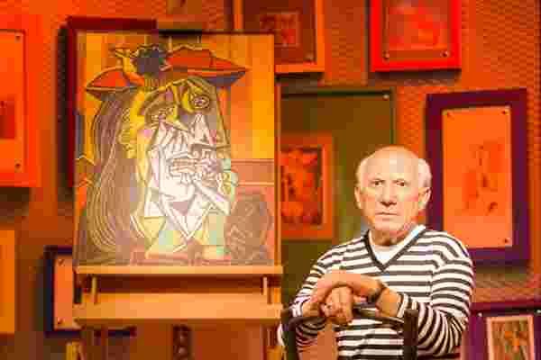 巴勃罗·毕加索关于创造力的6句经典名言