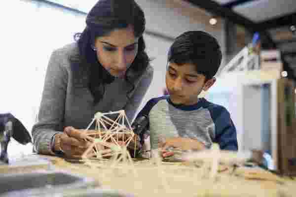 作为一名年轻的企业家,您的孩子将学到的5个人生课程