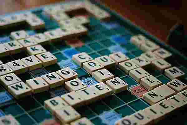 三重单词分数! Scrabble可以教给您有关业务的知识。