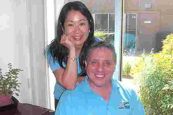 特许经营者: 特里 (Terry) 和丽莎·杰弗斯 (Lisa Jeffers) 与您的配偶经营特许经营权
